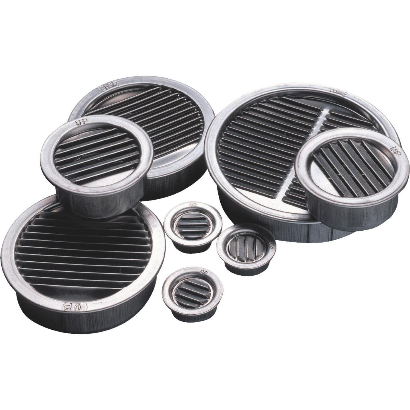 Air Vent 3 In. Aluminum Mini Louver (6 Count) Image 2