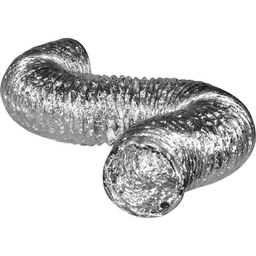 Dundas Jafine 6 In. Dia x 25 Ft. L UL 181 Listed Aluminum Foil Flexible Ducting