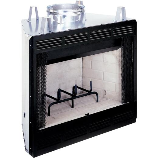 "Comfort Flame Woodburning 42"" 48"" Wood-Burning Firebox"