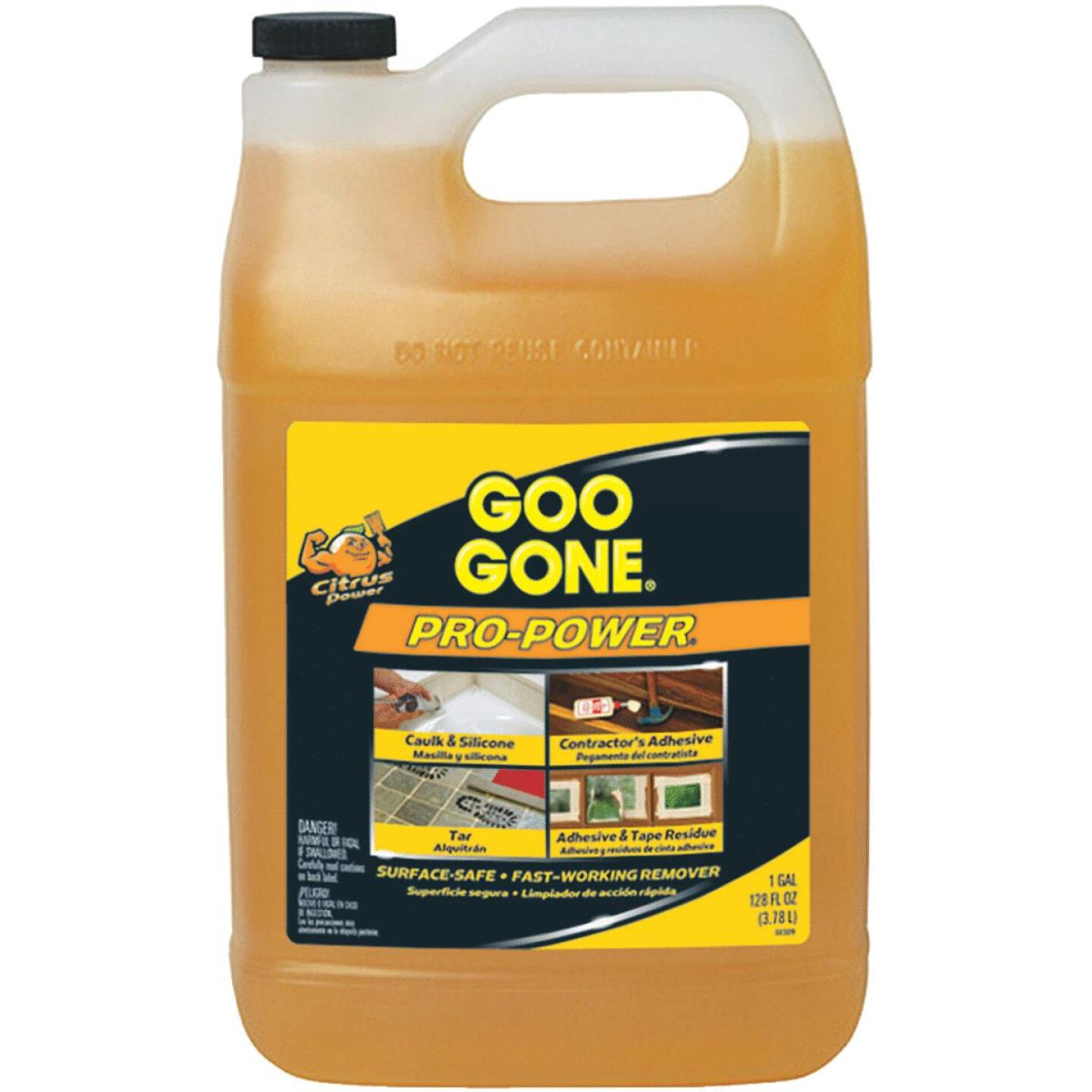 Goo Gone 1 Gal. Pro-Power Adhesive Remover Image 125