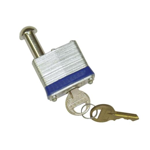 Mighty Mule Steel Gate Pin Lock