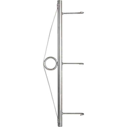 Midwest Air Tech 36 In. Steel 3-Hook Fence Stretcher Bar