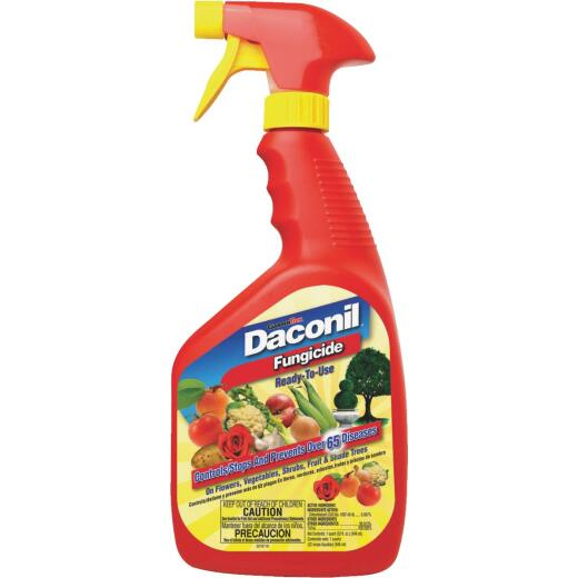 Daconil 32 Oz. Ready To Use Trigger Spray Fungicide