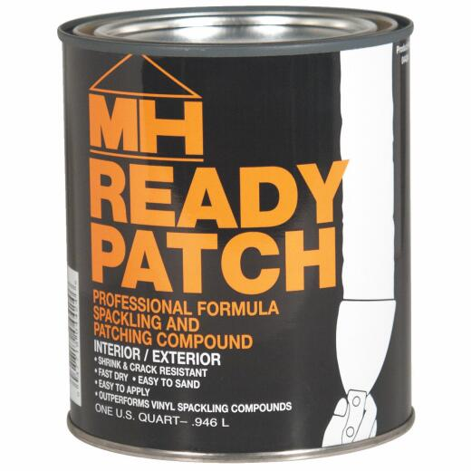 Zinsser Ready Patch 1 Qt. Professional Alkyd Spackling Compound