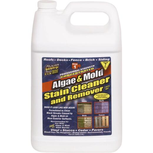 Chomp Pro 1 Gal. Concentrate Algae And Mildew Stain Cleaner
