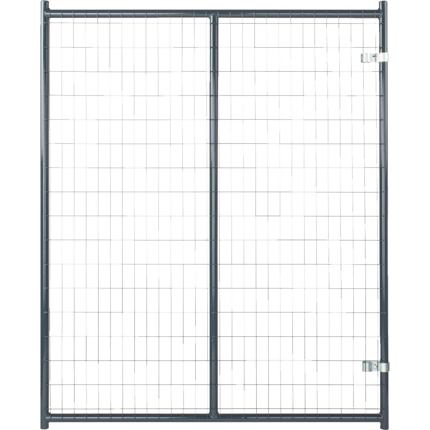 Tarter 5 Ft. W. x 6 Ft. H. Steel & Mesh Wire Dog Kennel Panel Image 1
