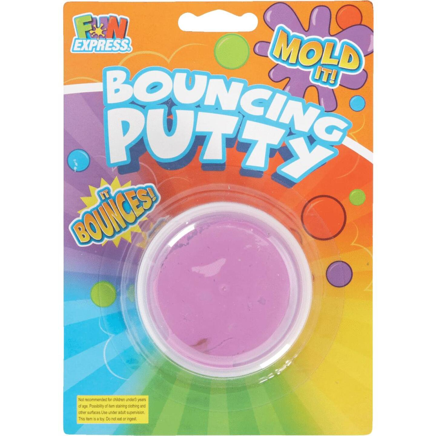 Fun Express Assorted Color Bouncing Putty Image 2