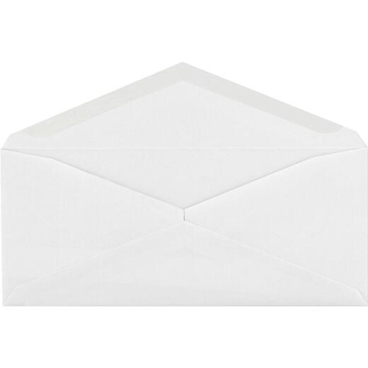 Quality Park Columbian No. 10 4-1/8 In. x 9-1/2 In. White Envelopes (100-Pack)