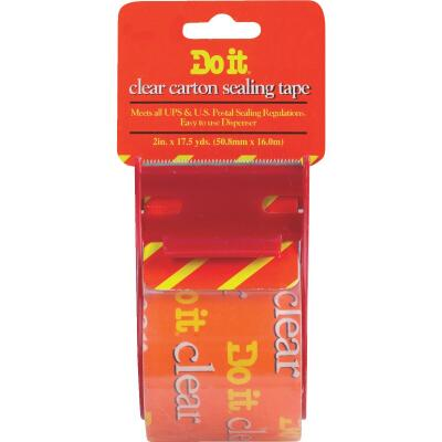 Do It 2 In. x 5 Yd. Clear Packing Tape
